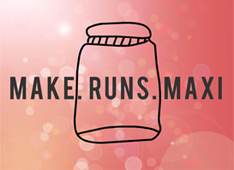 Make Runs Maxi Logo